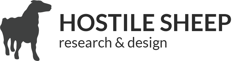 Hostile Sheep Research & Design